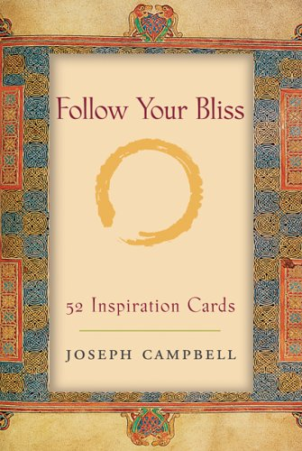 9781577315162: The Follow Your Bliss Deck: 52 Inspiration Cards