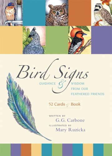 9781577315438: Bird Signs: Guidance and Wisdom from Our Feathered Friends
