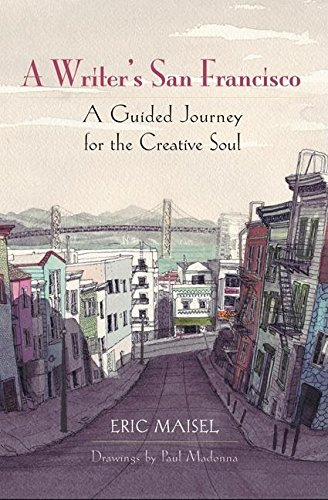 9781577315469: A Writer's San Francisco: A Guided Journey for the Creative Soul