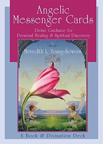 9781577315704: Angelic Messenger Cards: Divine Guidance for Personal Healing and Spiritual Discovery, A Book and Divination Deck