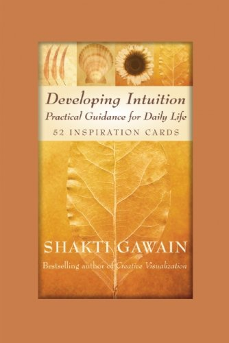 9781577316220: Developing Intuition Deck: Practical Guidance for Daily Life