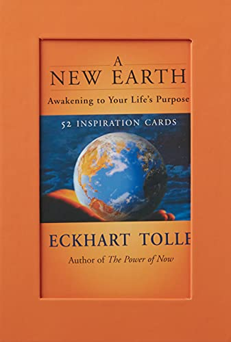 9781577316510: A New Earth Inspiration Deck: Awakening to Your Life's Purpose