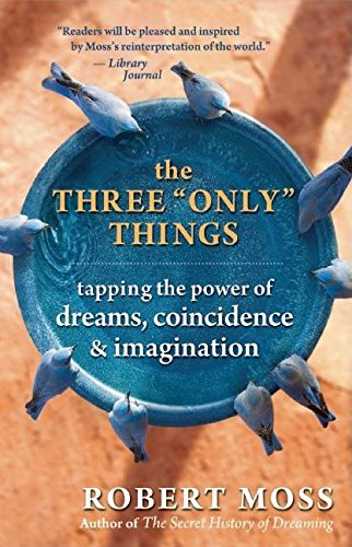 9781577316633: The Three Only Things: Tapping the Power of Dreams, Coincidence, and Imagination