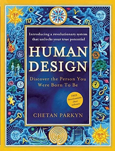 9781577319412: Human Design: Discover the Person You Were Born to Be