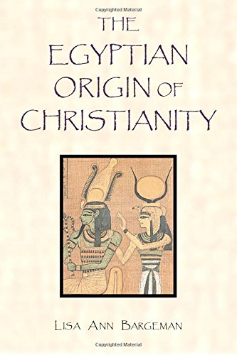 9781577331520: The Egyptian Origin of Christianity