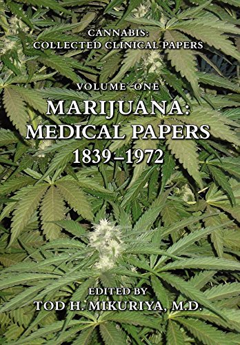 9781577331674: Marijuana: Medical Papers, 1839-1972 (Cannabis: Collected Clinical Papers)