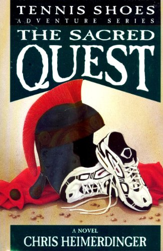 9781577344919: Tennis Shoe Adventure series: The Sacred Quest