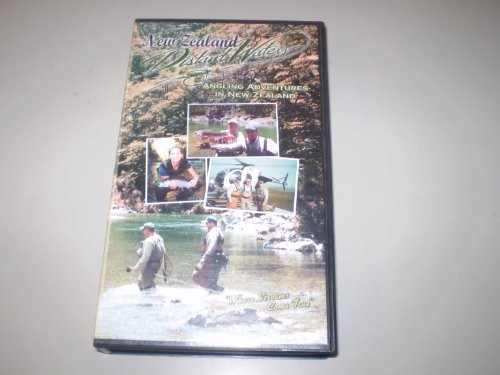 9781577347767: New Zealand Distant Waters - Angling Adventures in New Zealand
