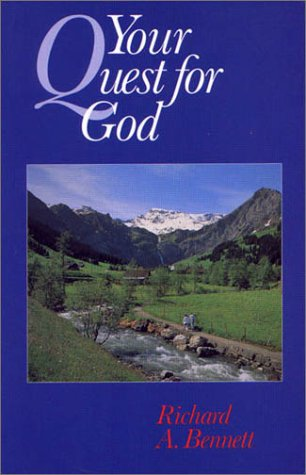 9781577361145: Your Quest for God