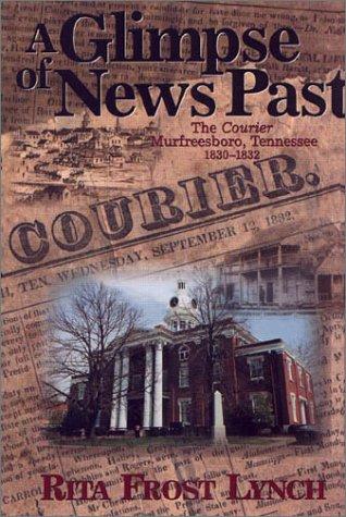 A Glimpse of News Past: Lynch, Rita Frost
