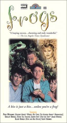 9781577420774: Frogs! [VHS]