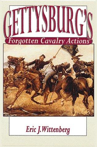 9781577470359: Gettysburg's Forgotten Cavalry Actions