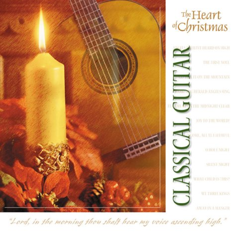 9781577481256: Classical Guitar (The Heart of Christmas)