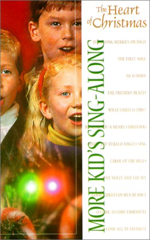 9781577481324: More Kid's Sing-A-Long Cassette (The Heart of Christmas)
