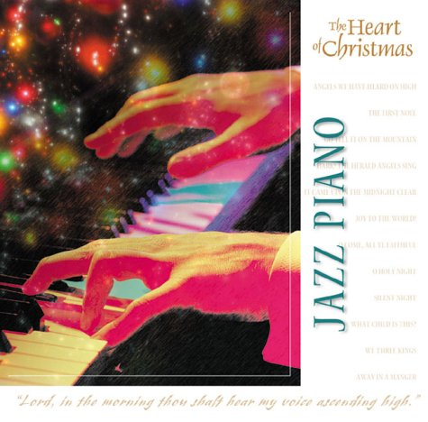 9781577481379: Jazz Piano (The Heart of Christmas)