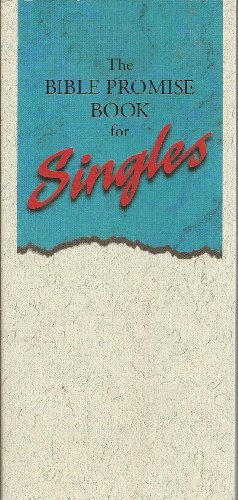 9781577481621: Bible Promise Book for Singles