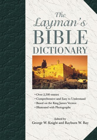9781577481638: The Layman's Bible Dictionary