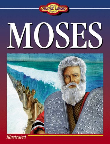 9781577481768: Moses (Young Readers Christian Library)