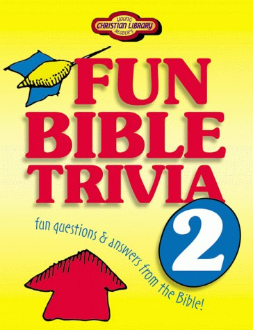 9781577485995: Fun Bible Trivia 2 (Young Reader's Christian Library)