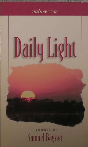 Daily Light (Value Book)