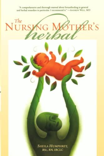The Nursing Mother's Herbal (Human Body Library): Sheila Humphrey
