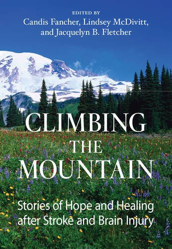 9781577491927: Climbing the Mountain: Stories of Hope and Healing after Stroke and Brain Injury