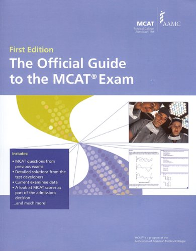 9781577540885: The Official Guide to the MCAT Exam
