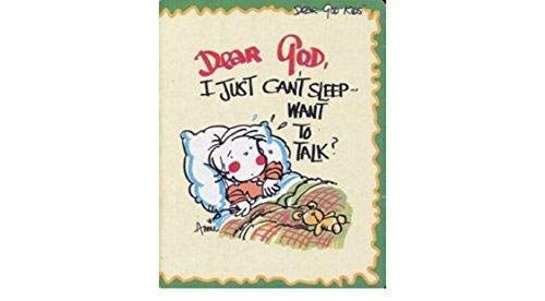 Dear God, I Just Can't Sleep.Want to: Fitzgerald, Annie