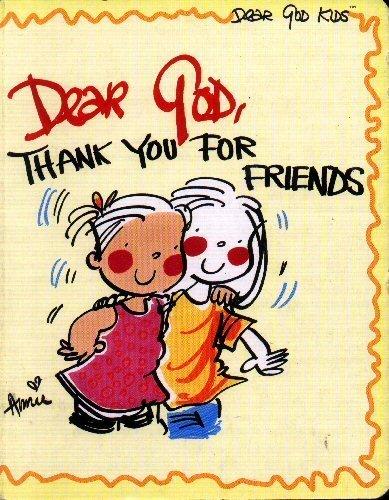 9781577553366: Dear God, thank you for friends (Dear God kids)