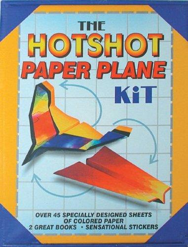 Hotshot Paper Planes: Traditional
