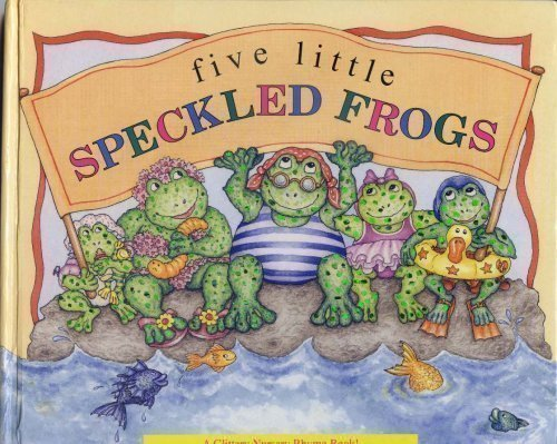 9781577555315: Five Little Speckled Frogs
