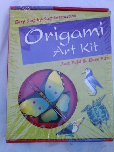 Origami Art Kit: Traditional