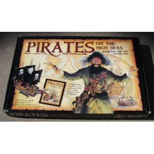 9781577558293: Pirates on the High Seas Book and Ship Set