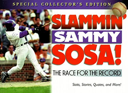 Slammin Sammy Sosa: The Race for the Record (9781577570653) by Books Honor; Honor Books