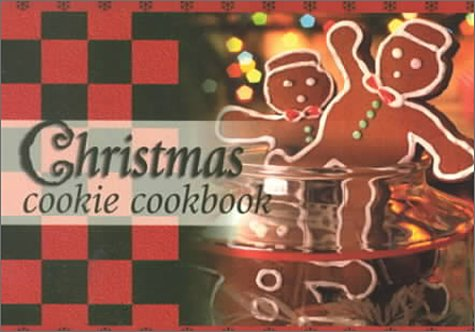 The Christmas Cookie Cookbook.
