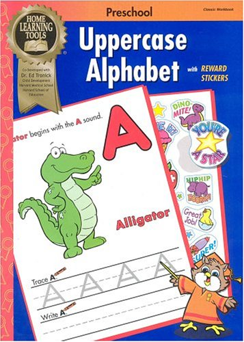 9781577591429: Uppercase Alphabet (Home Learning Tools)