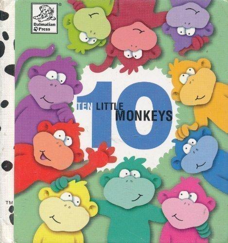 9781577592181: Ten Little Monkeys