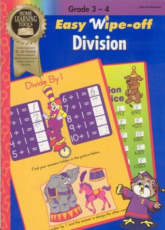 9781577592945: Division (Wipe-Off Workbooks)