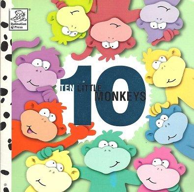 9781577593683: Ten Little Monkeys