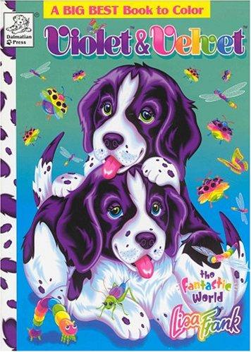 9781577593904: Violet and Velvet (Lisa Frank)