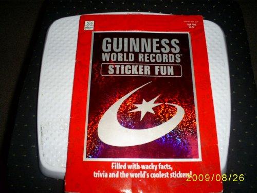 Guinness World Records Sticker Fun: Dalmatian Pr