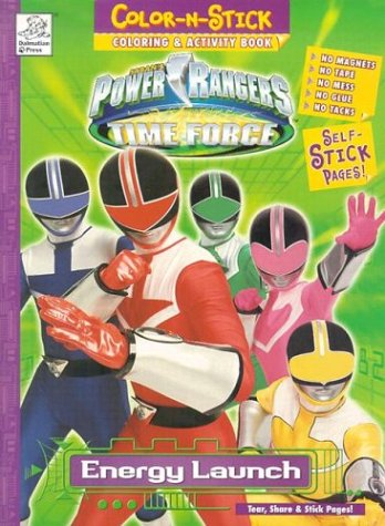 9781577595731: Power Rangers Time Force