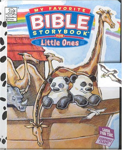 9781577598114: My Favorite Bible Storybook for Little Ones (My Favorite Bible Storybook (Dalmatian Press))
