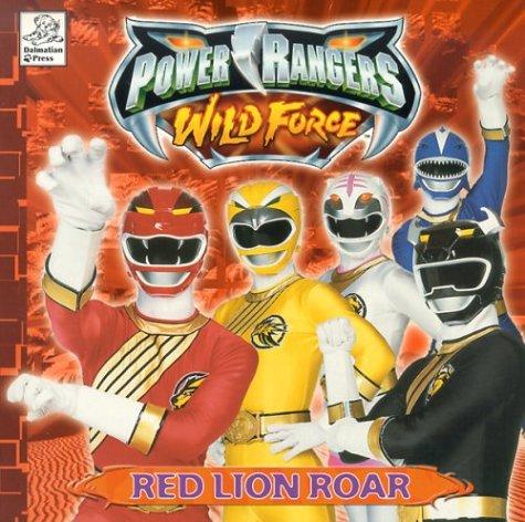 Red Lion Roar (Power Rangers Wild Force): Entertainment, Bvs