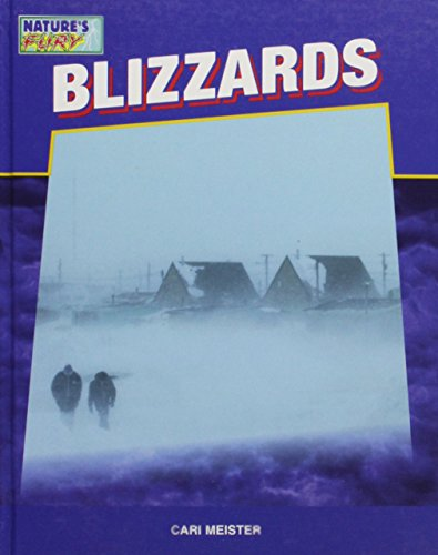 Blizzards (Nature's Fury): Meister, Cari