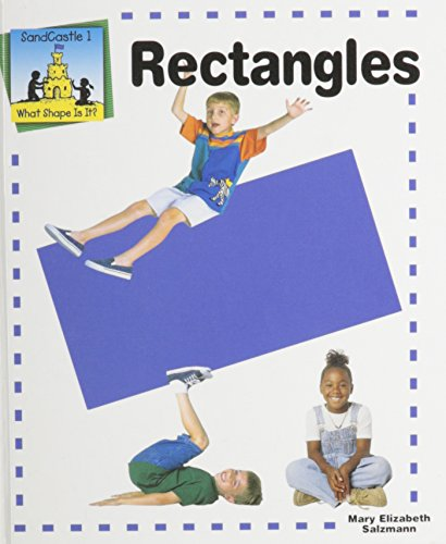 9781577651673: Rectangles (What Shape is It?)