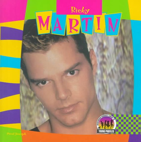 9781577653714: Ricky Martin (Young Profiles (Paper))