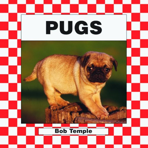 9781577654223: Pugs (Checkerboard Animal Library: Dogs)