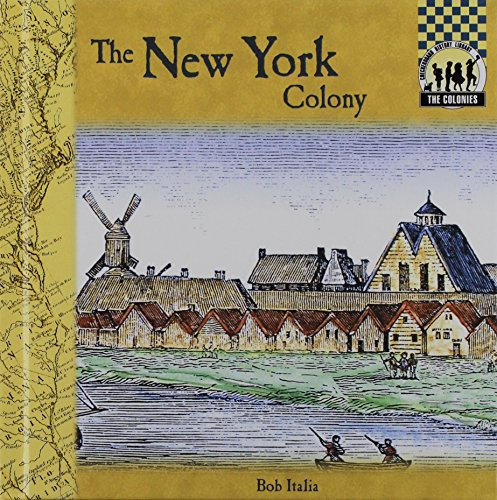 New York Colony (Colonies): Italia, Bob
