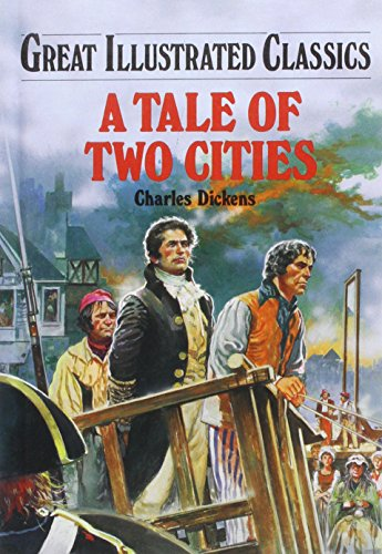 9781577658023: Tale of Two Cities (Great Illustrated Classics)